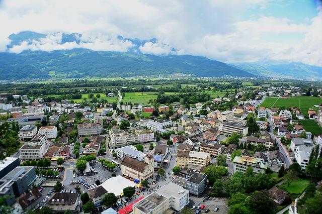 Liechtenstein cégalapítás